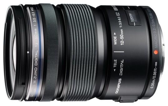 Olympus ED 12-50mm f/3.5-6.3 EZ