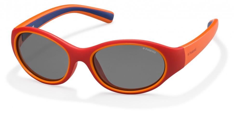 Очки солнцезащитные Polaroid PLD 8002 S.T3L Y2 Red-orange