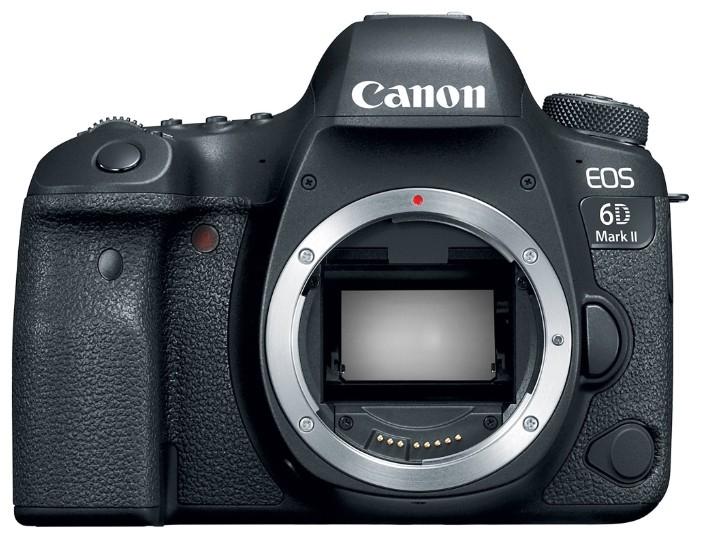 Фотокамера Canon EOS 6D Mark II Body
