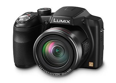 Компактный фотоаппарат Lumix DMC-LZ30 черный 35x optical zoom AA Battery