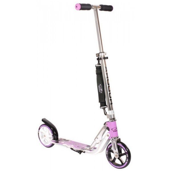 Самокат Hudora Big Wheel 180 purple