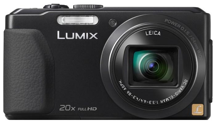 Компактный фотоаппарат Lumix DMC-LZ40 черный