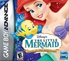 Игра GBA SP Little Mermaid : Magic in Two Kingdom