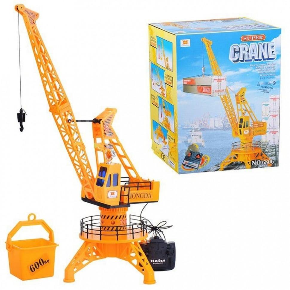Детская игрушка Super crane
