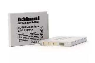 Аккумулятор Hahnel HL-EL8 for Nikon EN-EL8