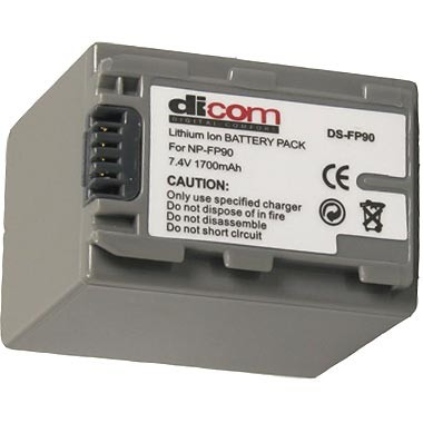 Аккумулятор Dicom DS-FP90