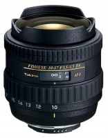 Объектив Tokina AT-X 107 AF DX Fish-Eye Nikon F