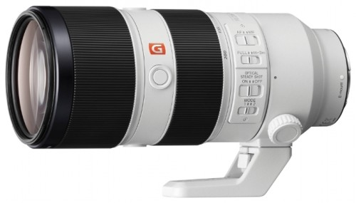 Объектив Sony FE 70-200 mm F2.8 Gmaster OSS