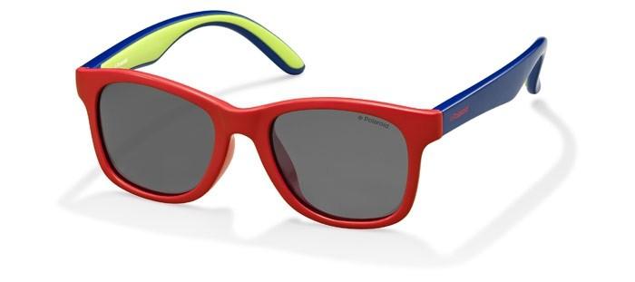 Очки солнцезащитные Polaroid PLD 8001 ST12Y2  Red-blue
