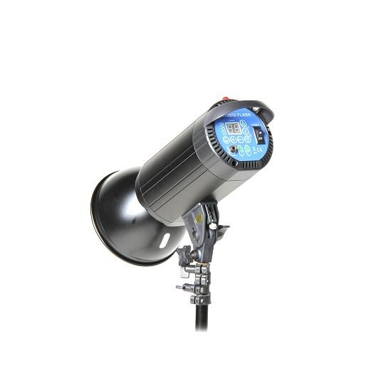 Импульсный свет FST PRO-600 вспышка студийная с рефлектором