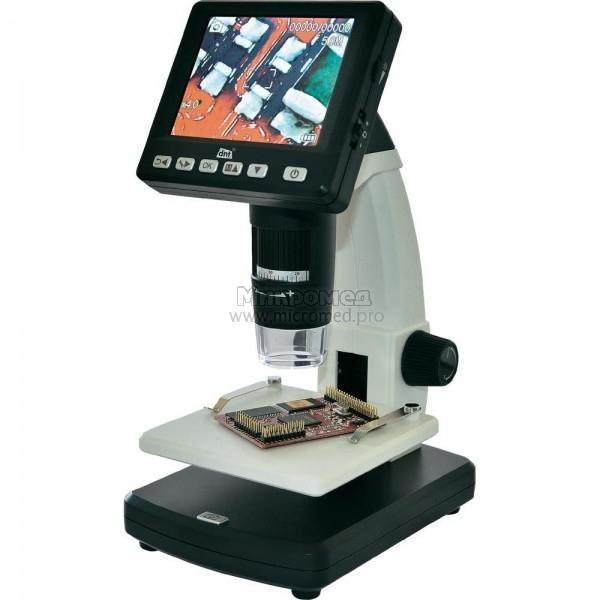 Цифровой USB-микроскоп DigiMicro LCD