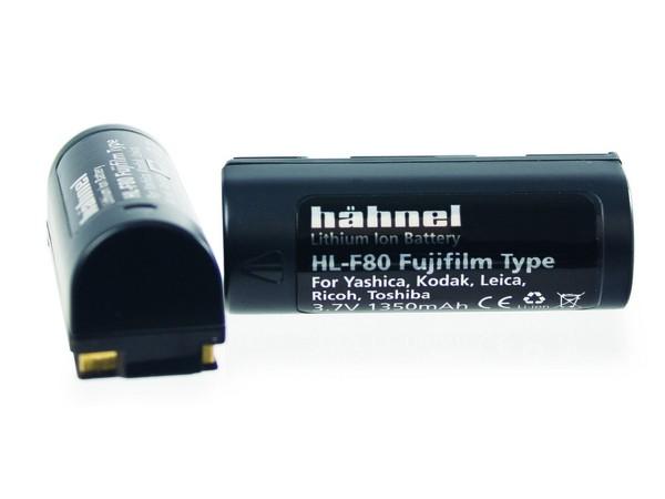 Аккумулятор Hahnel HL-F80 Fujifilm