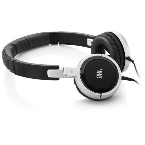 Наушники JBL Tempo On-Ear J03A черно-серебристые