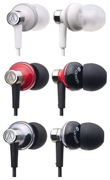 Наушники Audio-Technica ATH-CK303 LPK