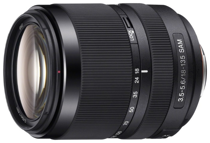 Sony DT 18-135mm f/3.5-5.6 SAM (SAL-18135 )