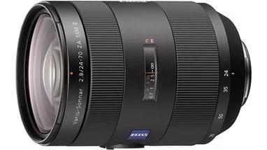 Объектив Sony Carl Zeiss Vario-Sonnar T*24-70mm f/2.8 ZA SSM (SAL-2470Z2)