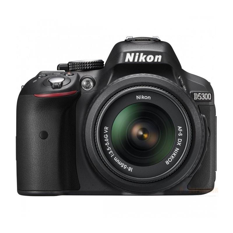 Выгодный набор Nikon 5300 kit AF-P 18-55 mm