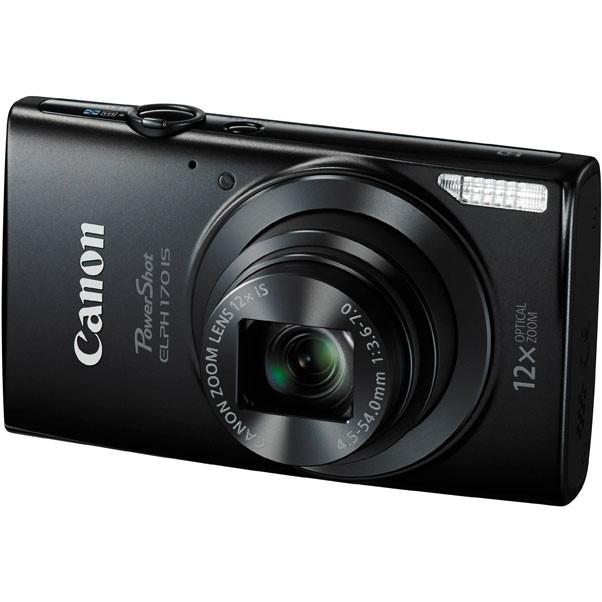 Фотоаппарат Canon Ixus 275 HS Black