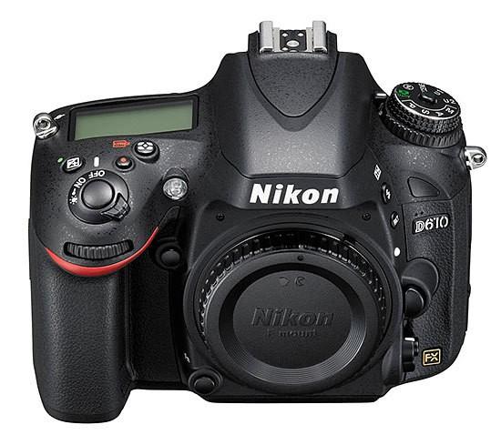 Фотокамера Nikon D610 Body