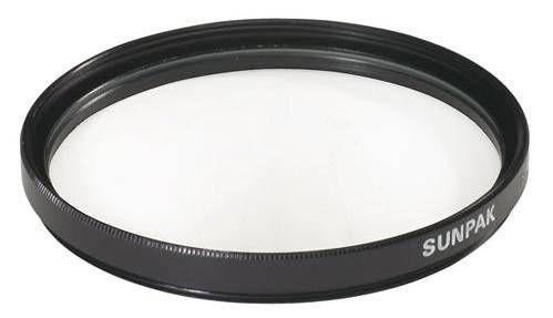 Светофильтр Sunpak 52mm UV