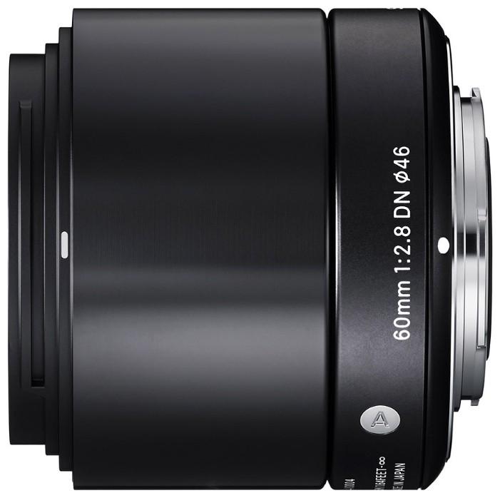 Объектив Sigma AF 60mm f/2.8 DN Art Sony E Black