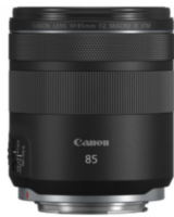Объектив Canon RF 85mm F2 Macro is stm