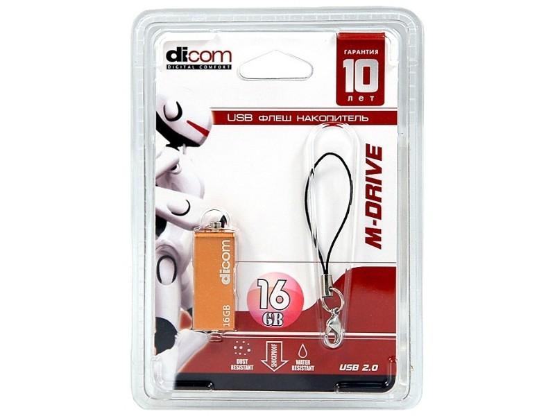 Dicom M-Drive 16Gb