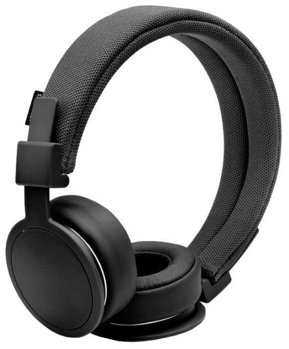 Urbanbears Plattan ADV Wireless Black