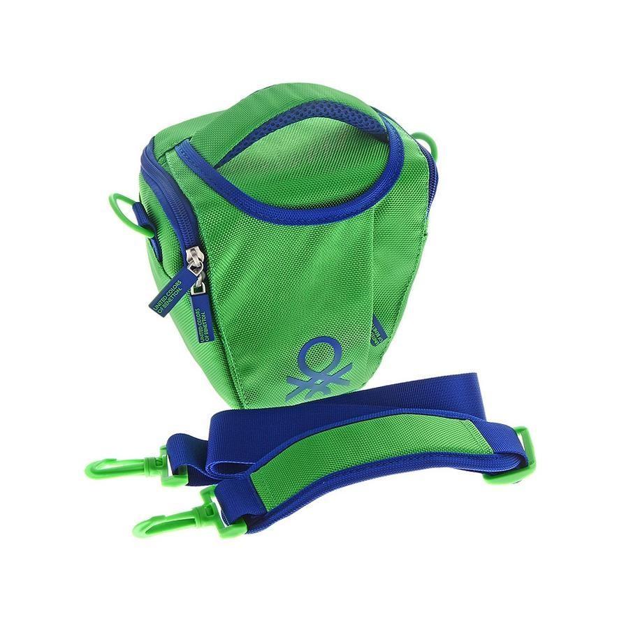 Сумка Benetton Holster для зеркальной камеры green