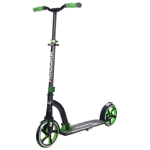 Самокат Hudora Big Wheel Flex 200 green