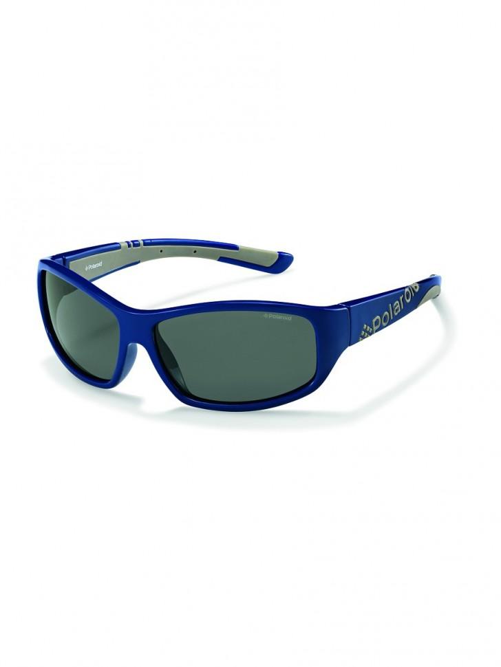Очки солнцезащитные Polaroid P0412B Blue-grey