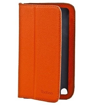 ����� YooBao Executive Samsung Gala Note II N7100 orange