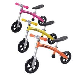 Беговел G-Bike+ Light (оранжевый)
