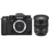 Цифровая фотокамера Fujifilm X-T3 Kit XF 16-80mm F4 R OIS WR black