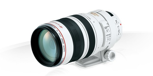 Объектив Canon EF 100-400 mm F/4.5-5.6 L IS USM
