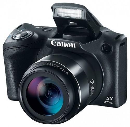 Фотоаппарат Canon PowerShot SX420