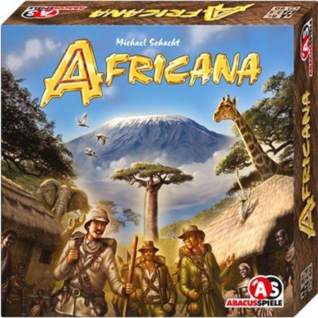 Настольная игра Африкана