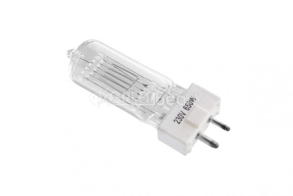Лампа галогенная GreenBean FHL-650 для осветителя Fresnel 650