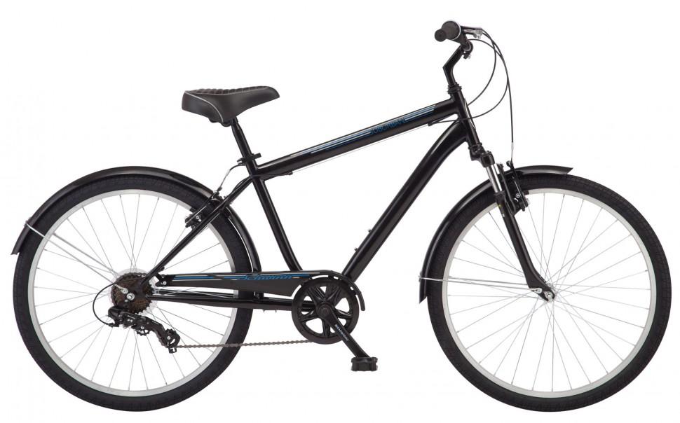 Велосипед Schwinn Suburban Black