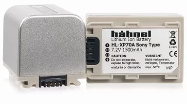 Аккумулятор Hahnel HL-XP70 for Sony NP-FP70 Li-ion
