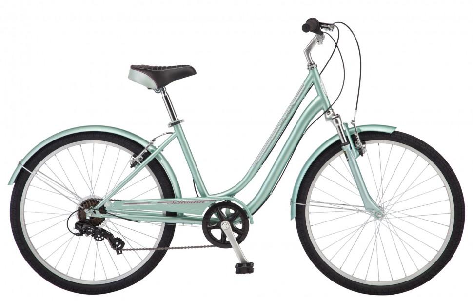 Велосипед Schwinn Suburban Women Mint