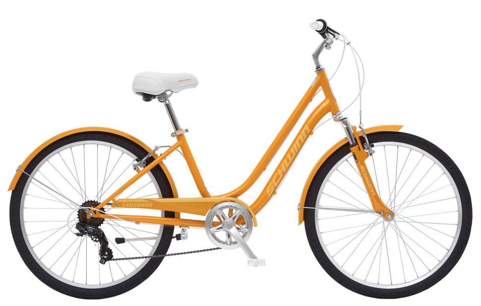 Велосипед Schwinn Suburban Women Mango