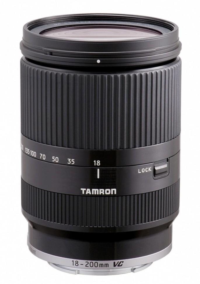 Объектив Tamron AF 18–200mm f/3.5–6.3 Di II VC Canon EF-S