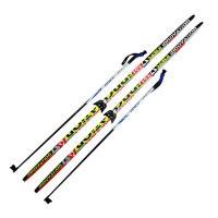 Лыжный комплект на 75мм рост 195