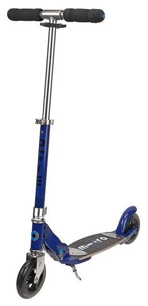 Самокат Flex (голубой сапфир, Saphir Blu)