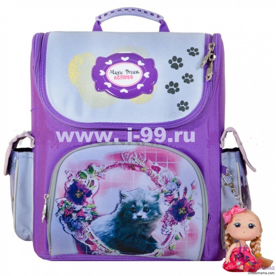 Ранец-рюкзак De lune АСR13-199-13