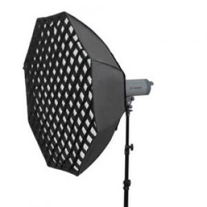 Октабокс Visico SB-035 80cm 8-угольный BW