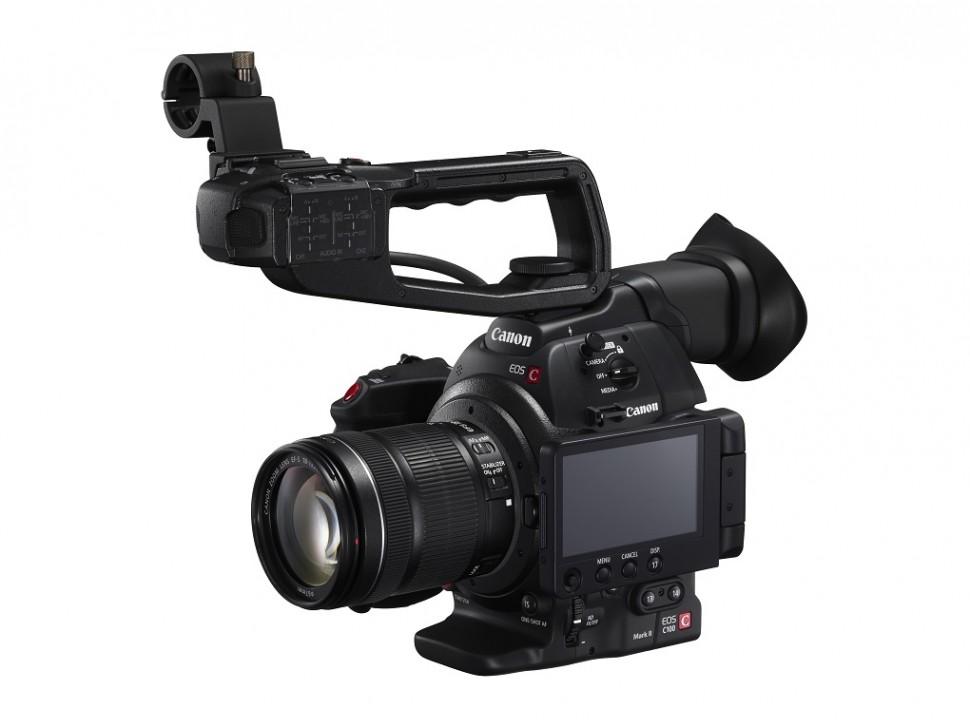 Видеокамера Canon Eos C 100 Mark 2 Kit 18-135 stm
