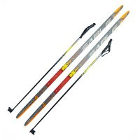 Лыжный комплект крепл. SNN 150