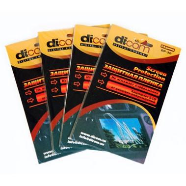 Защитная плёнка LCD screen protection Dicom DP-30